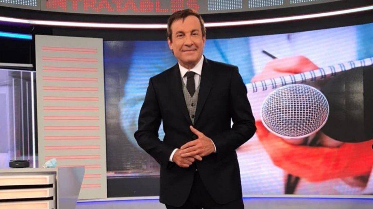 Paulo Vilouta sorprendió a los oyentes.