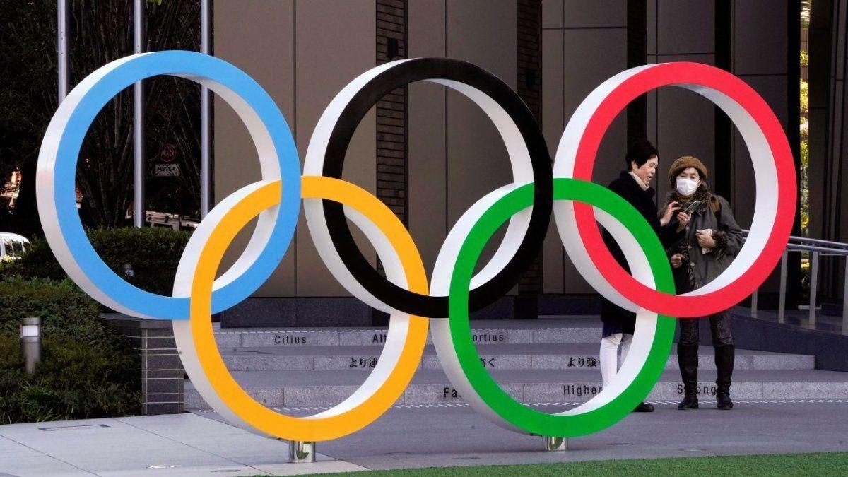 Juegos Olímpicos en Tokio 2021.