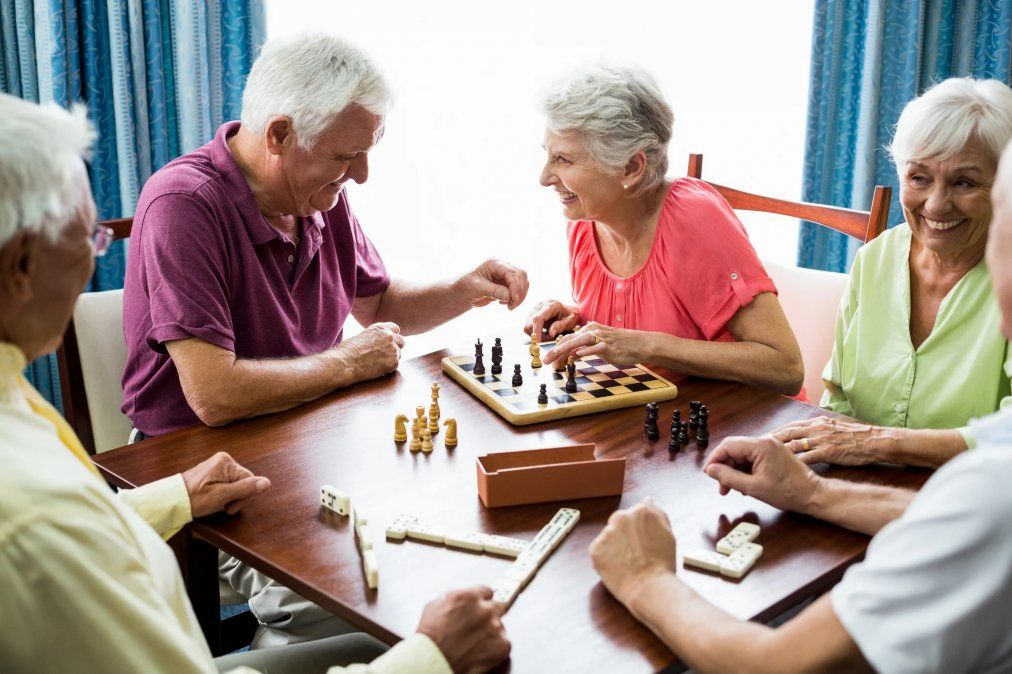 Juegos para estimular la memoria de personas de la tercera edad