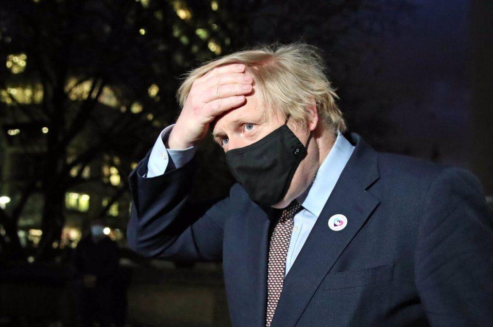 Boris Johnson intentará mediar frente a las declaraciones de bloqueo por parte del bloqueo de países europeos.