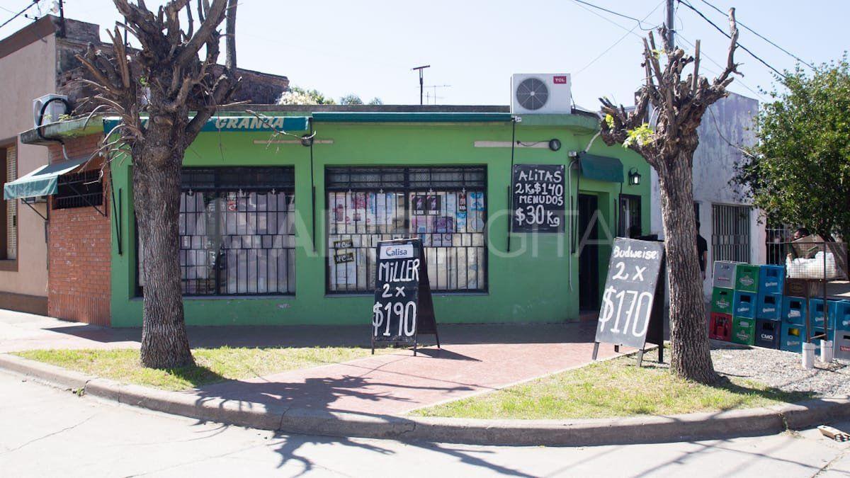 El local asaltado se encuentra en la esquina de Diagonal Aguirre y Pasaje Pasteur