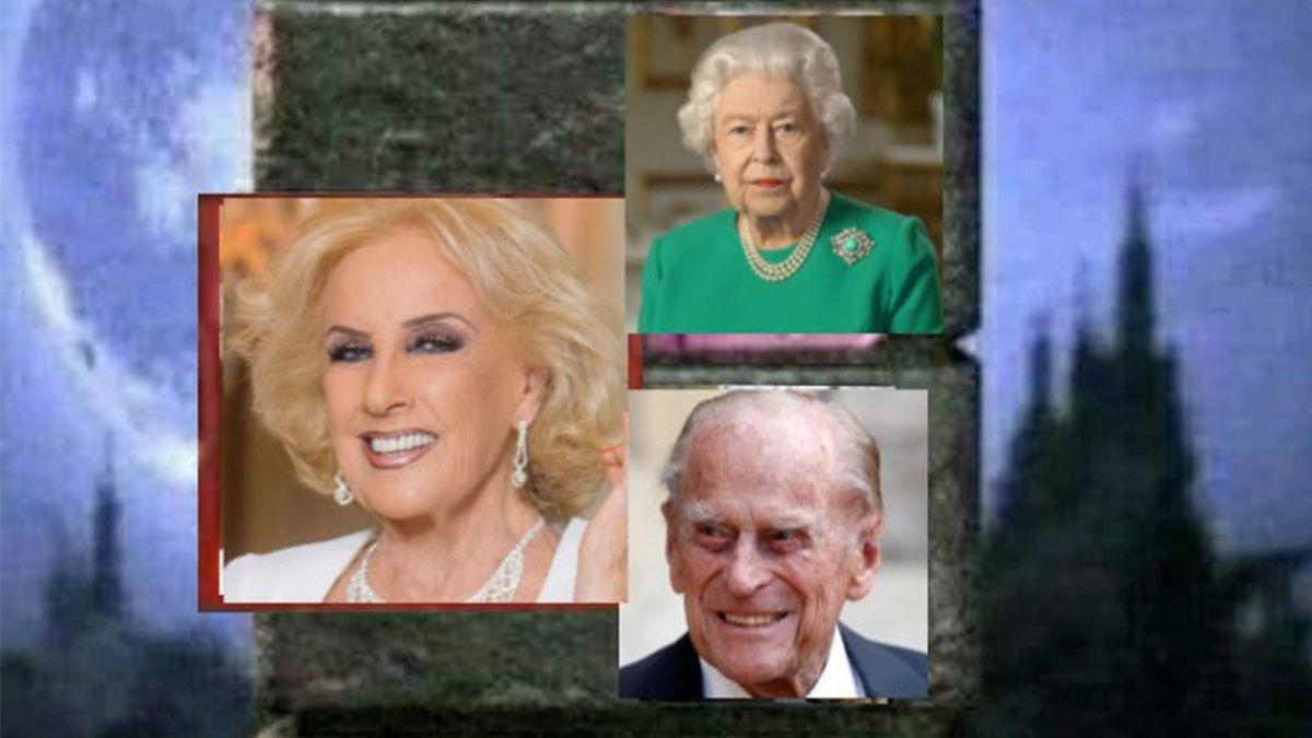 La muerte del príncipe Felipe animó los memes de las celebridades octogenarias de nuestro país