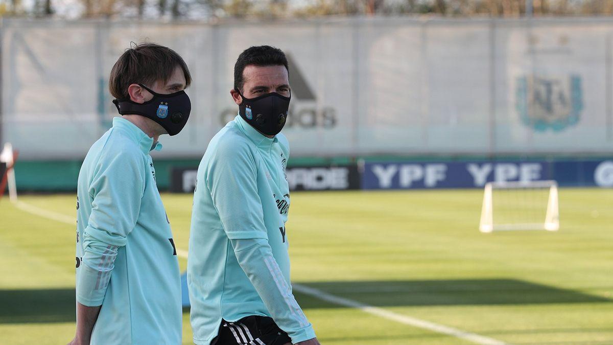 Lionel Scaloni convocó a la Selección Argentina a Jeremías Ledesma por la lesión de Juan Musso y por Giovani Lo Celso no llamará a nadie.