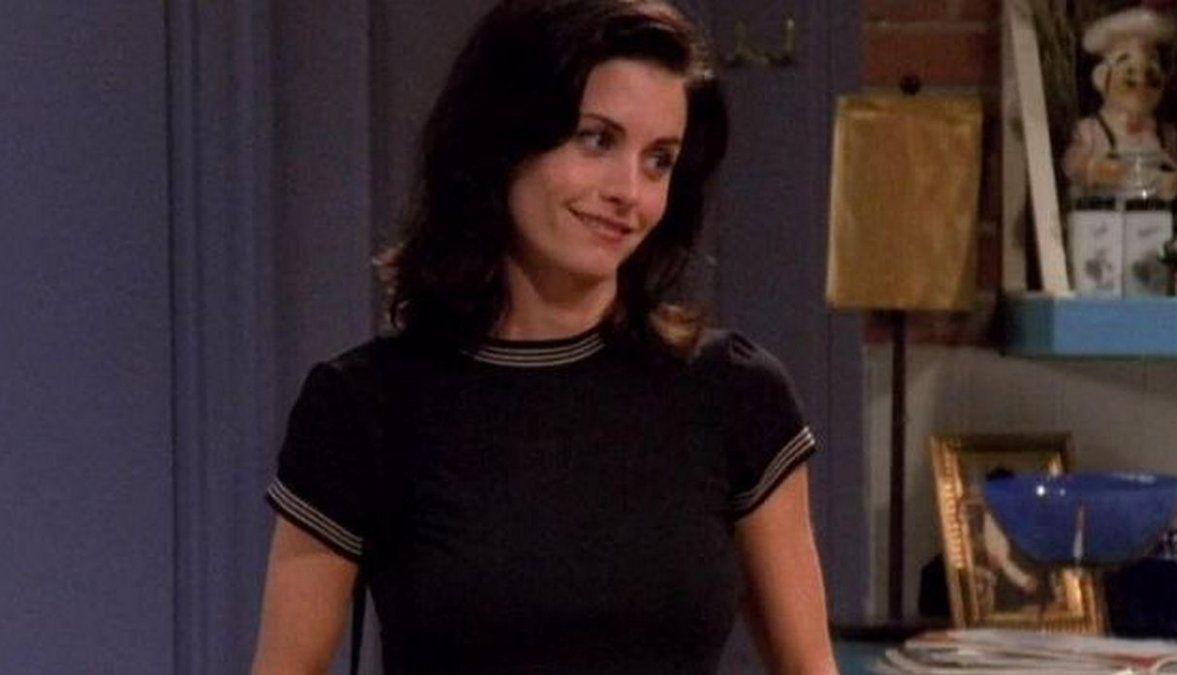La actriz de Monica en Friends interpretó la introducción de la serie.
