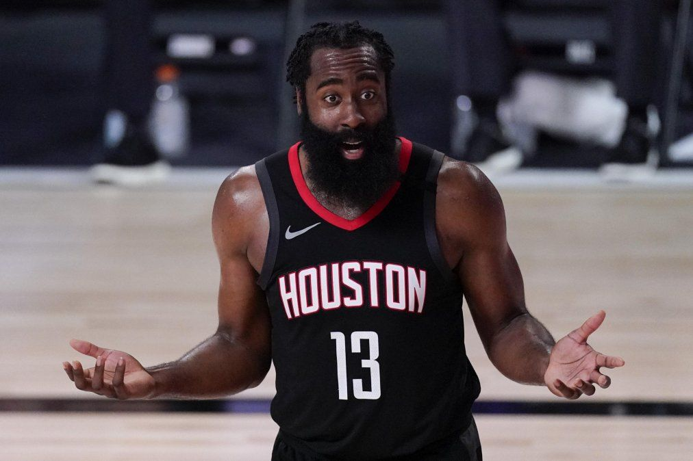 James Harden sigue sin reportar con Rockets