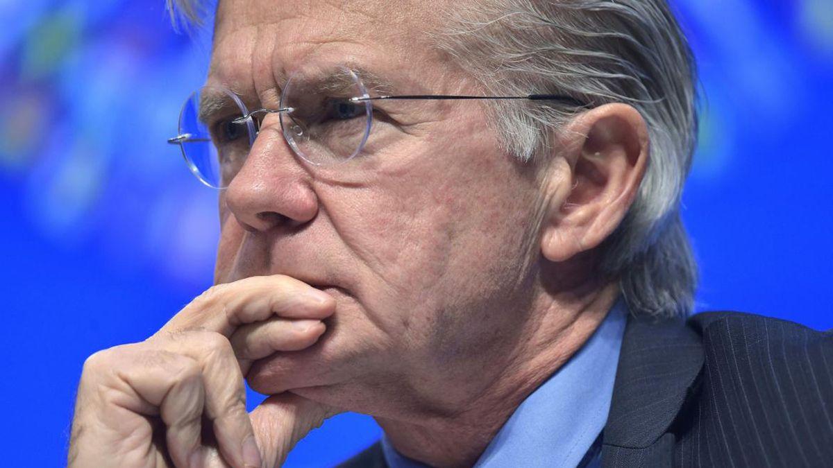 El vocerodel Fondo Monetario Internacional (FMI)