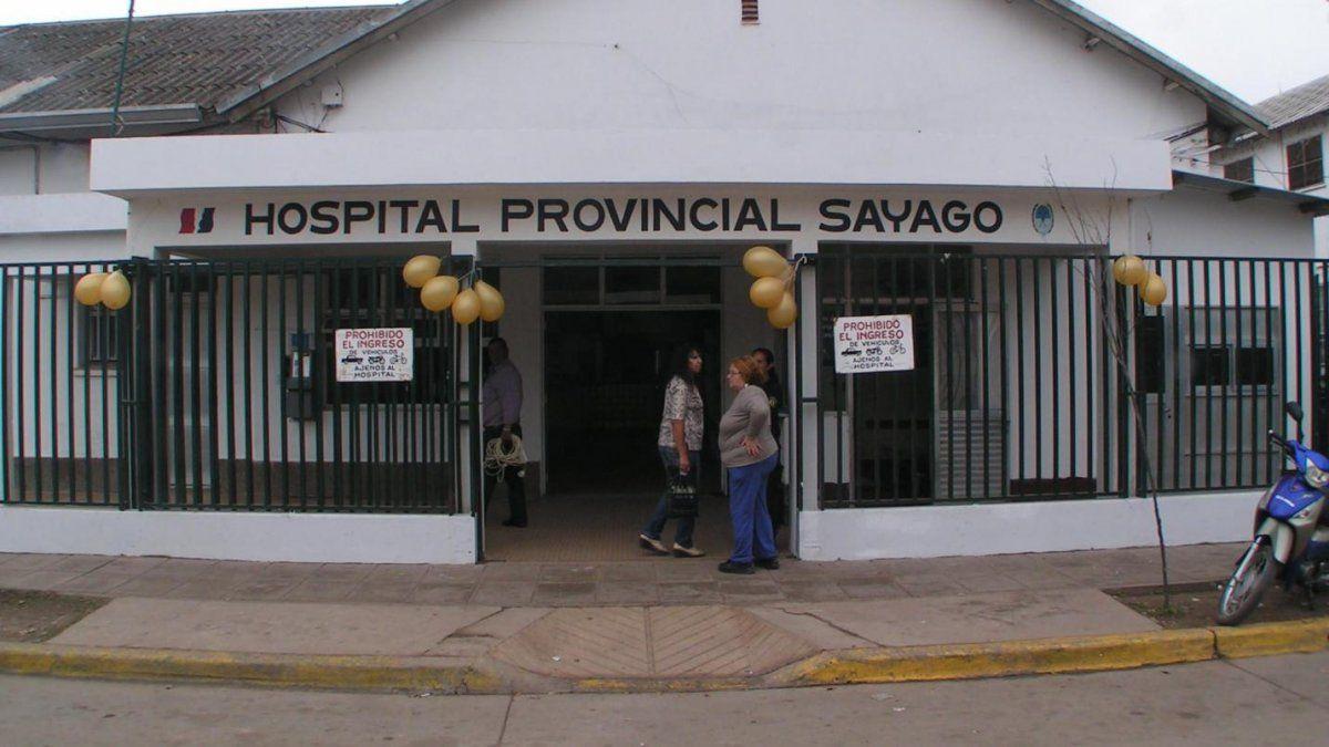 Una odontóloga del hospital Sayago tiene coronavirus