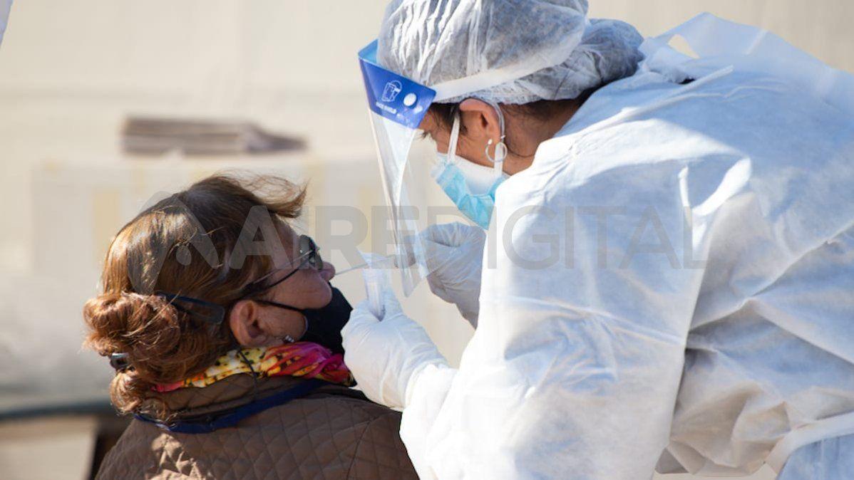 Hisopados en El Alero de Coronel Dorrego