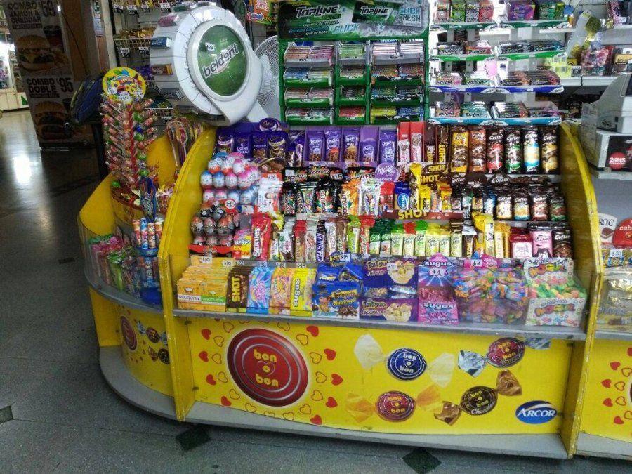 Se agudiza la caída del consumo: cayó 5,3% en cinco meses, los kioscos entre los más golpeados