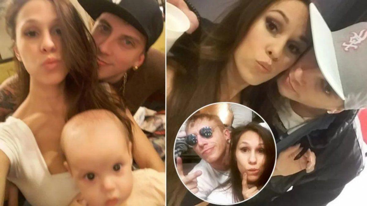 El Polaco y Barby Silenzi dieron positivo de Covid y la bebé Abril tuvo síntomas