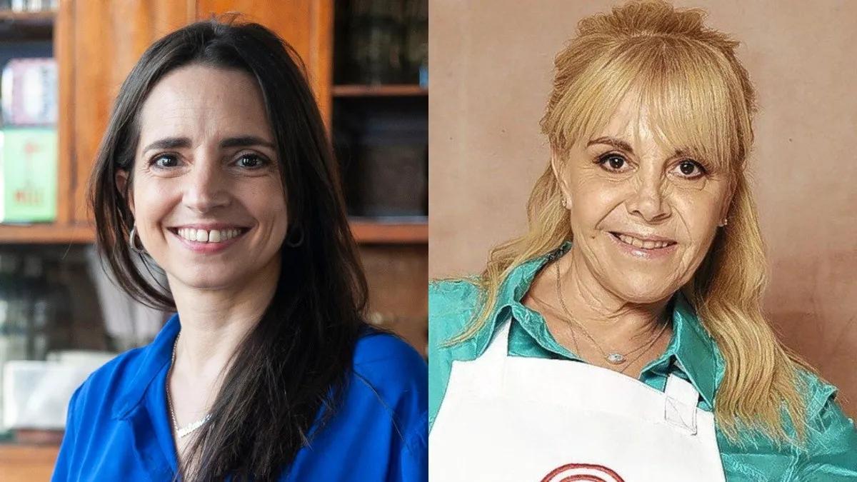 Paulina Cocina reveló cómo ayudó a Claudia Villafañe en Masterchef Celebrity y armó un escándalo