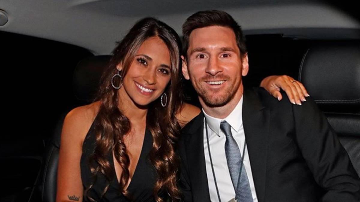 El nuevo destino que eligieron Antonela Roccuzzo y Messi para descansar