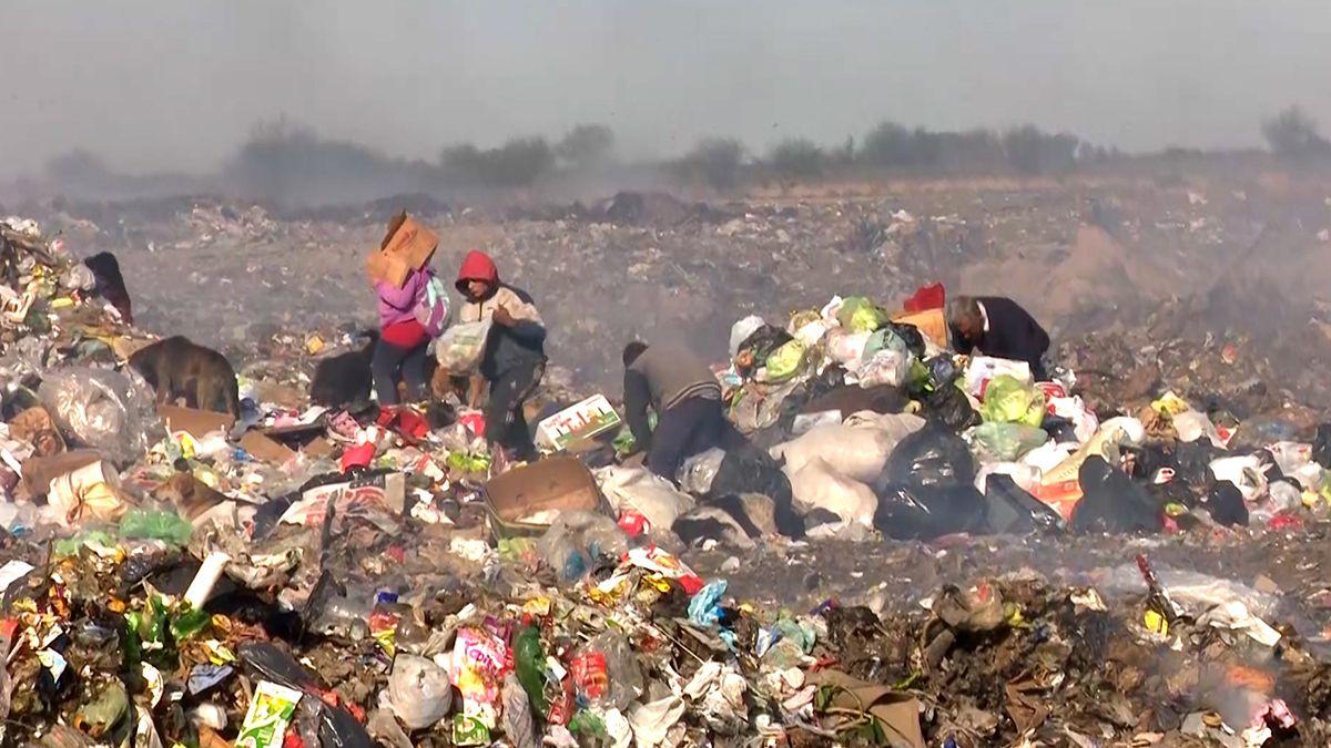 La crisis en el modelo de gestión de residuos que atraviesa la ciudad de Santa Fe desde hace años