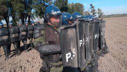 Este martes, el ministro de Seguridad Jorge Lagna encabezó el acto de conmemoración por el aniversario N° 60 de la Guardia Rural Los Pumas. El acto se realizó en el destacamento ubicado en Santa Felicia, departamento Vera.