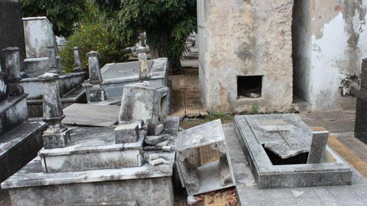 Cementerio (imagen ilustrativa)