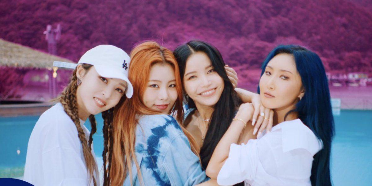 El poderoso grupo de Kpop