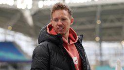 Julian Nagelsmann se convirtió en el entrenador más caro de la historia, luego de que el Bayern Munich deba desembolsar 25.000.000 de euros al RB Leipzig para contratarlo.