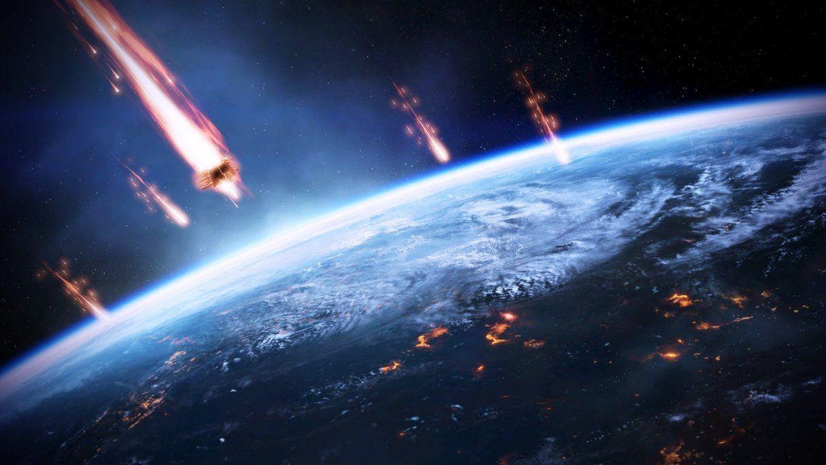 La NASA confirmó que siete asteroides se aproximan esta semana a la Tierra