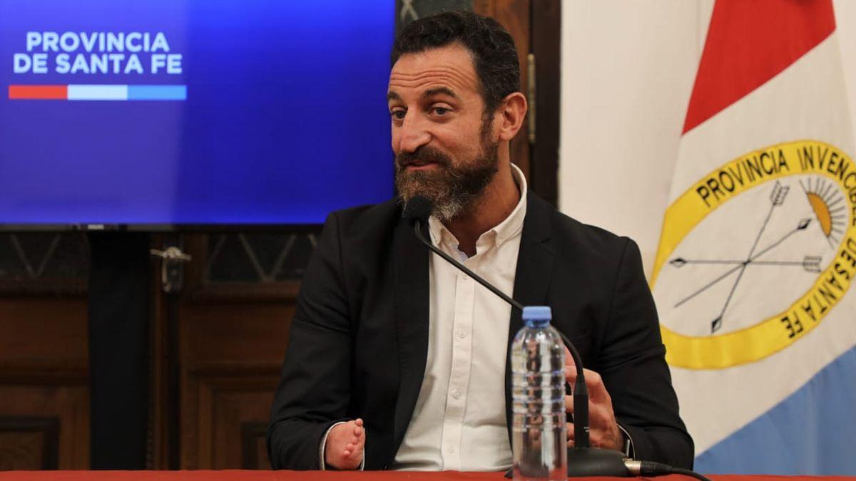 Sukerman asume una cartera clave en el gabinete de Omar Perotti.