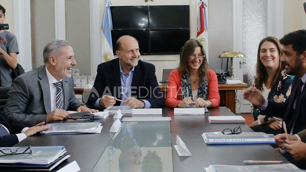 La ministra de Seguridad de Nación se reúne con autoridades provinciales para analizar la situación de Rosario.