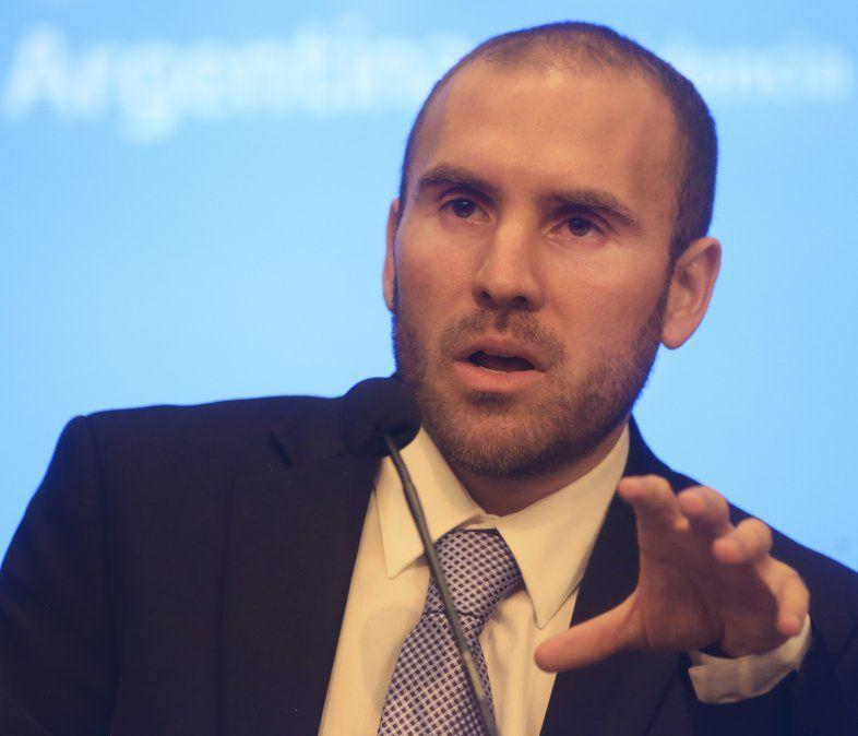 Deuda, inflación, dólar y herencia recibida, los puntos principales de la conferencia de Guzmán