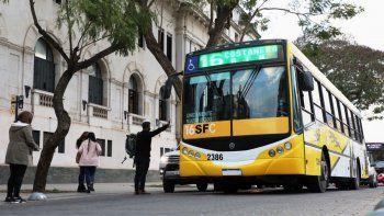 Santa Fe: el lunes el transporte será gratis para acudir a la marcha del 8M