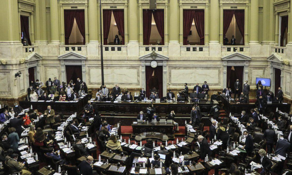 La Cámara de Diputados aprobó la paridad en los medios de comunicación.