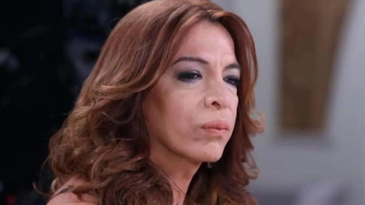 Lizy Tagliani indignada por haber sido escrachada injusamente en redes.