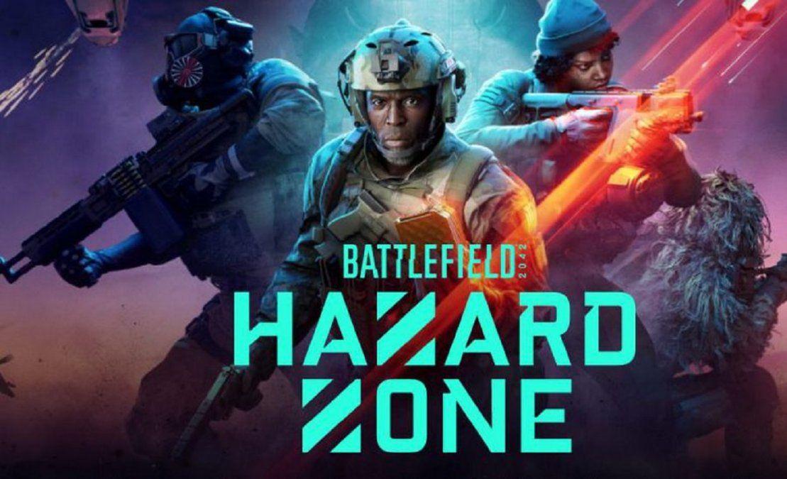Battlefield 2042: cómo será el nuevo modo Hazard Zone.