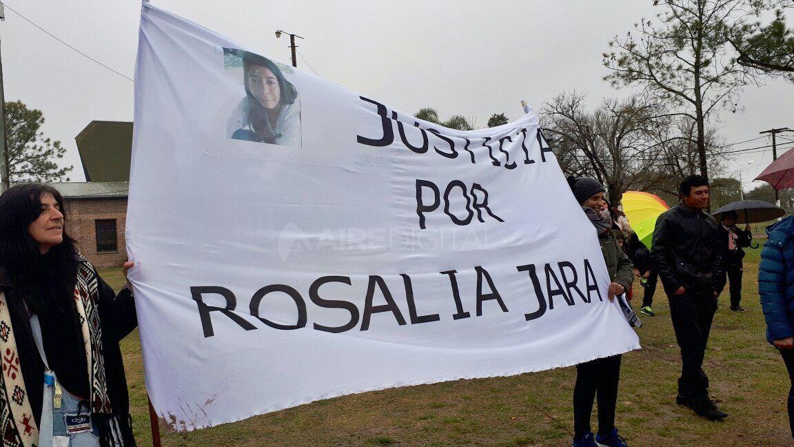 Fortín Olmos despide los restos de Rosalía Jara