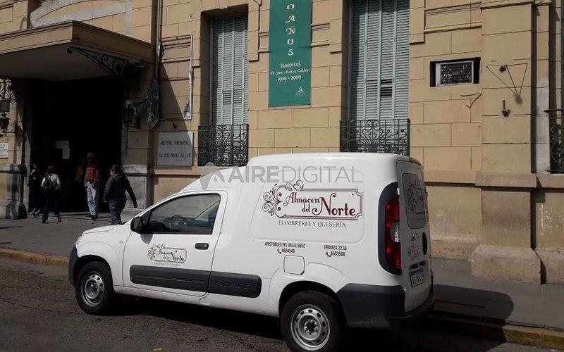 Falleció el comerciante que fue asaltado este mediodía en una fiambrería de Urquiza y Salta