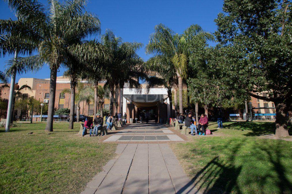 Hospital de Niños Orlando Alassia - desde allí informaron la muerte del menor