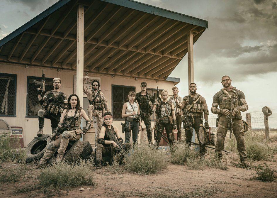 Netflix: cuándo estará disponible el Ejército de los muertos en la plataforma.