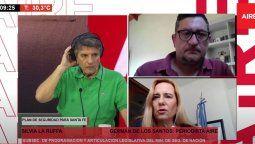 En diálogo con los periodistas Luis Mino y Germán de los Santos en el programa Ahora Vengo de Aire de Santa Fe, la subsecretaria de Programación Federal del Ministerio de Seguridad, Silvia La Ruffa, explicó el objetivo de la delegación que comandará.