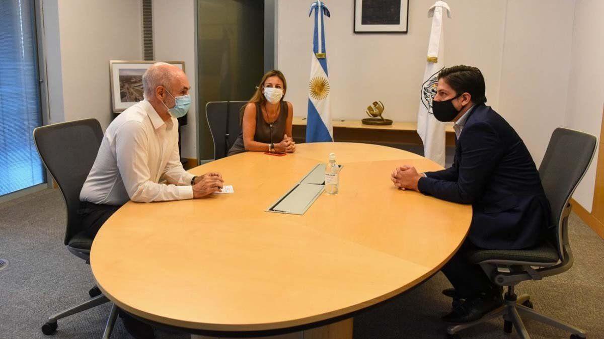 El ministro remarcó la necesidad de recuperar al Horacio Rodríguez Larreta que asume el costo de gobernar.
