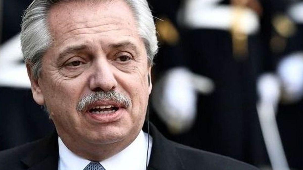 Alberto Fernández descartó la posibilidad de indultar a los presos políticos