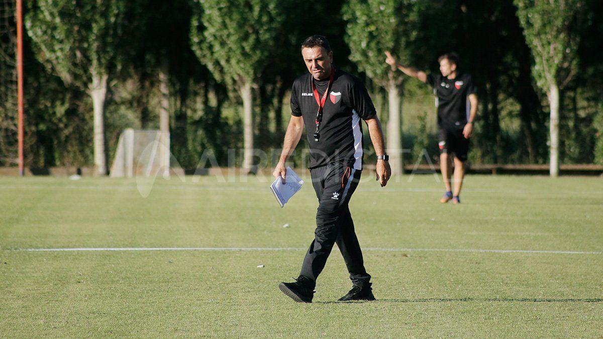 Cumbre Vignatti-Osella: ¿Sigue el entrenador?