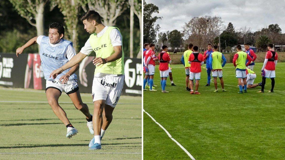 Colón y Unión no deberán pedir autorización previa para realizar amistosos. El Gobierno dio vía libre para el retorno del fútbol.
