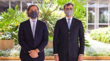 Argentina y Brasil acordaron una reducción 10% del arancel externo común del Mercosur