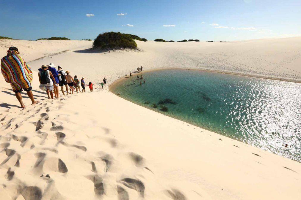 Brasil privatizó tres parques nacionales con el objetivo de incrementar el turismo
