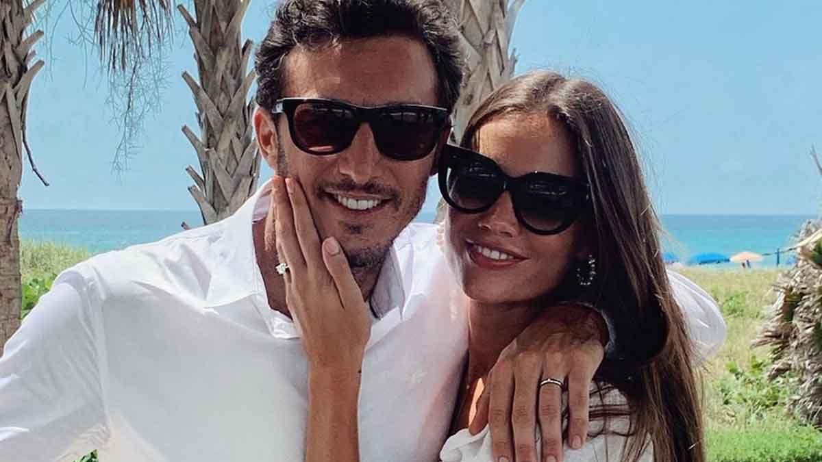 Pico Mónaco y Diana Arnopoulos