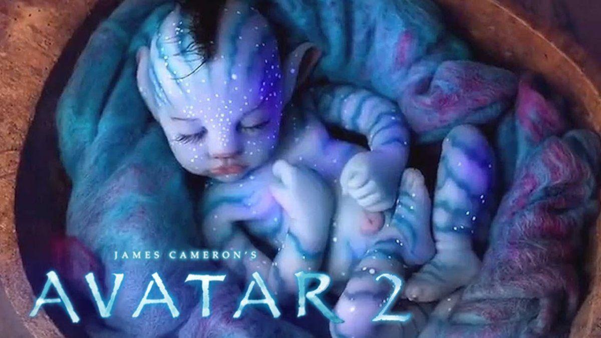 James Cameron terminó los rodajes de Avatar 2 y Avatar 3