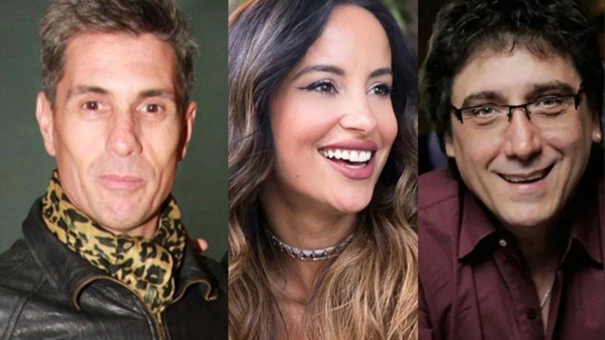 Lourdes Sánchez piropeó a Oscar Mediavilla: la reacción del Chato Prada