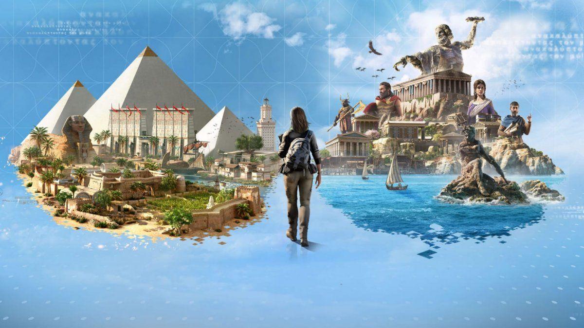 Ubisoft comunicó la fecha de lanzamiento de Discovery Tour de Assassins Creed Valhalla.