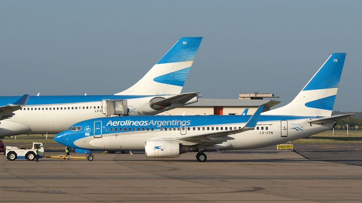 Aerolíneas Argentinas anunció vuelos a Resistencia desde Buenos Aires y Córdoba para agosto