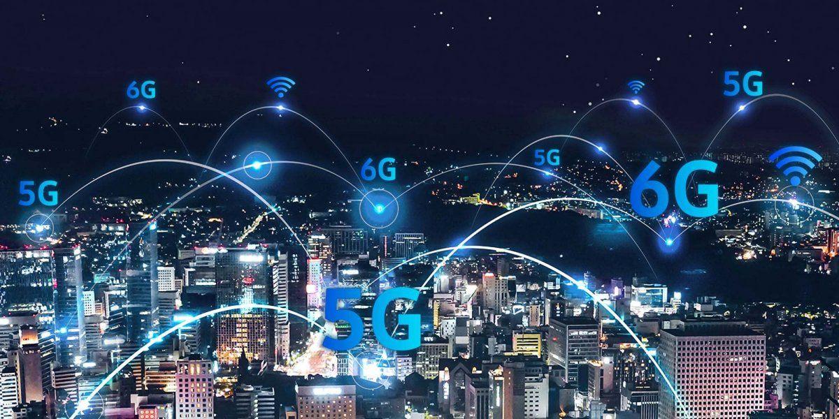 La tecnología 6G llegaría a Europa entre 2023 y 2024.