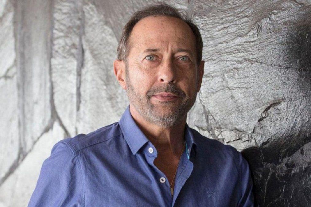 Guillermo Francella está grabando Granizo en Córdoba