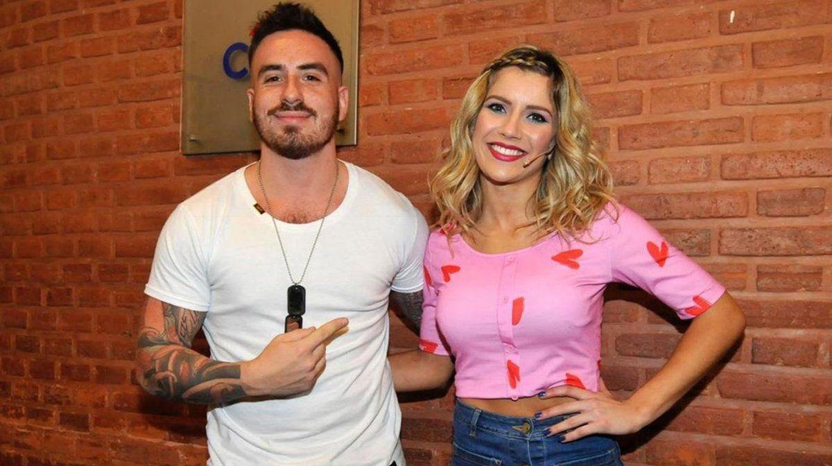 Laurita Fernández sorprendió a Fede Bal con una propuesta muy especial