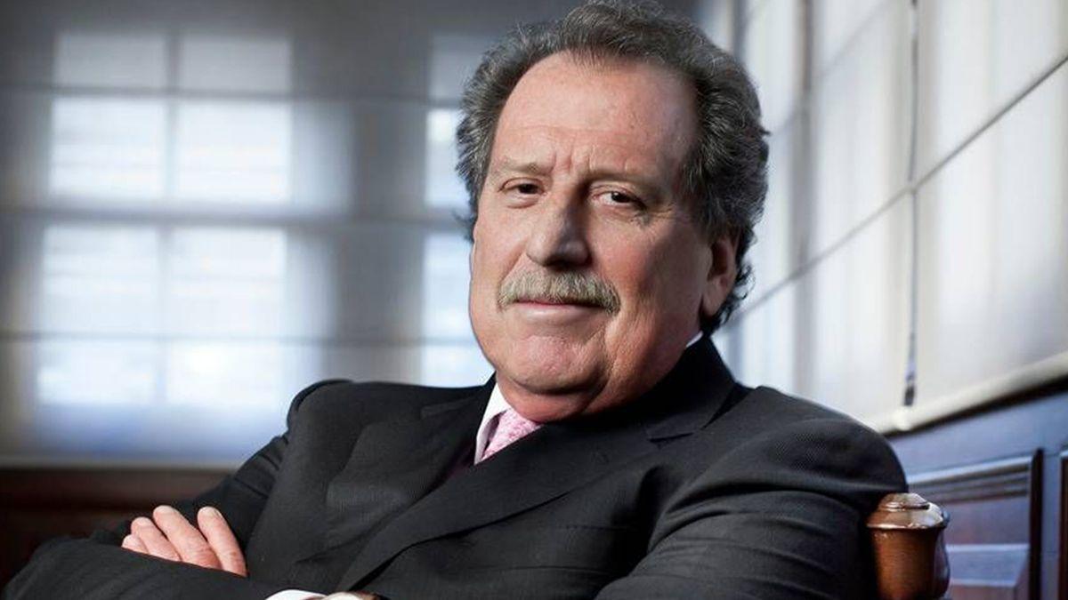Jorge Brito falleció este viernes a los 68 años tras un accidente de helicóptero.