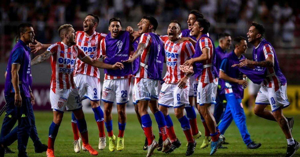 El conjunto tatengue ya conoce la fecha para determinar su rival en la Copa Sudamericana.
